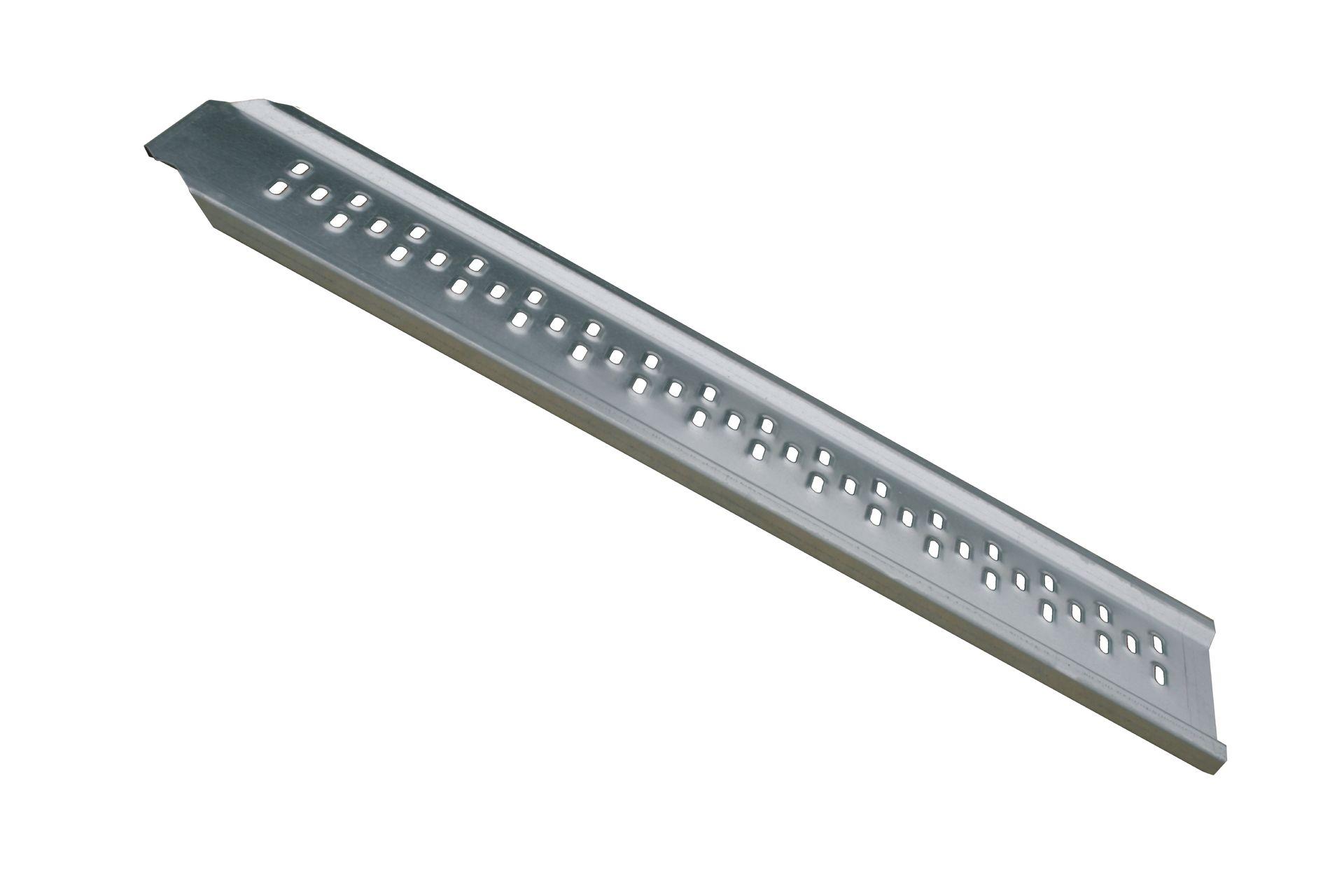 Nájezd ocelový 197 cm