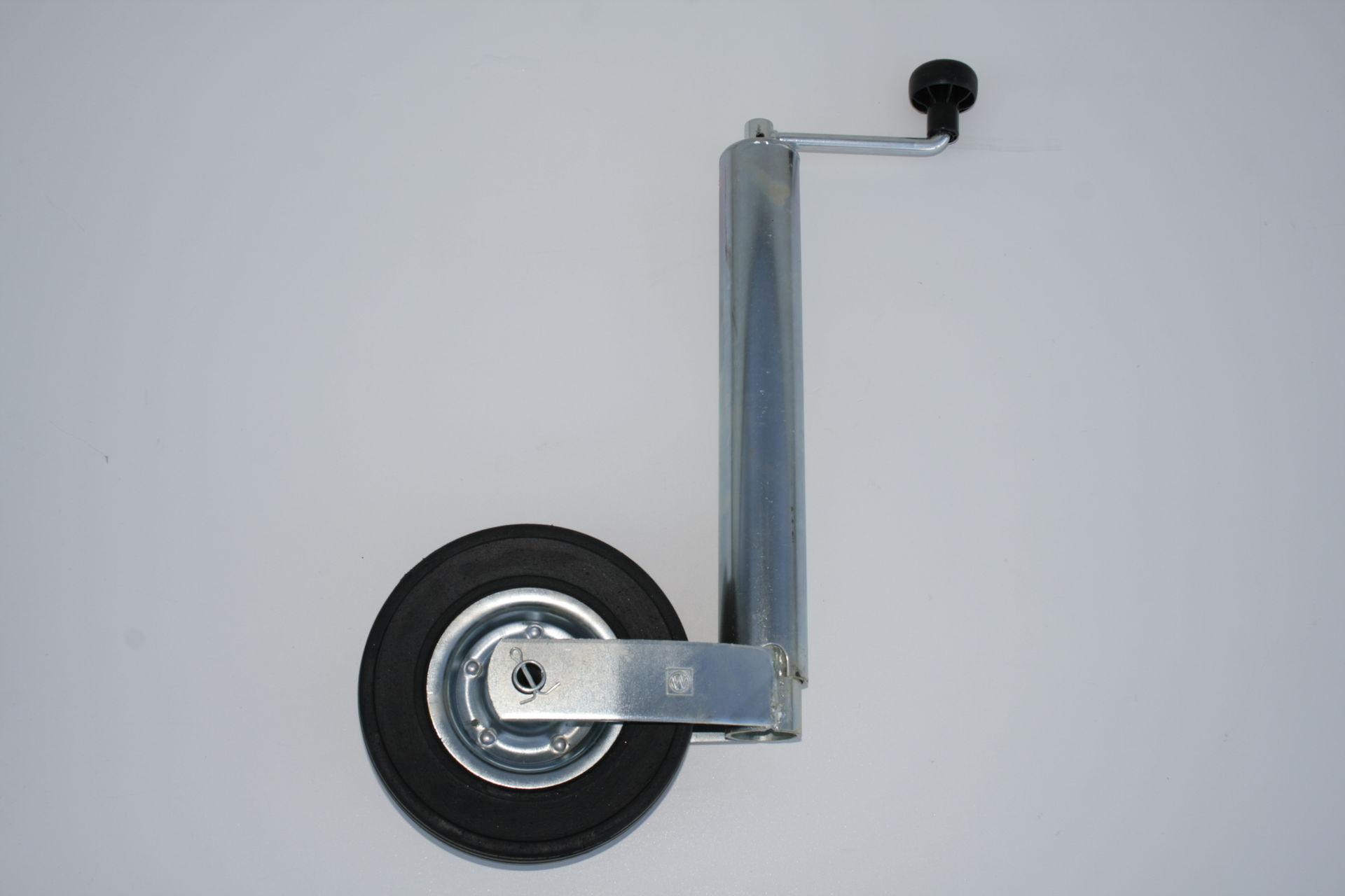 Podpěrné kolečko nesklopné průměr 60 mm