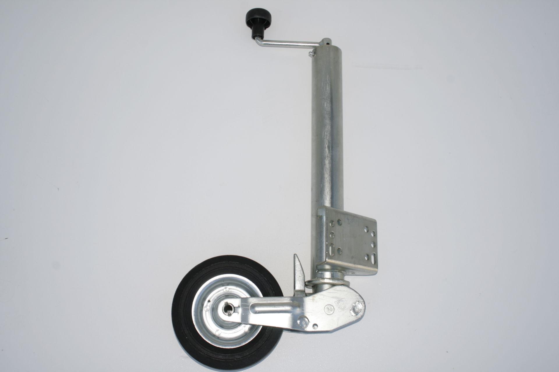 Podpěrné kolečko sklopné průměr 60 mm