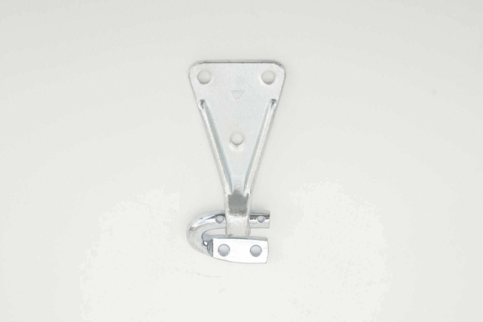Trojúhelníkový pant na hliníkové bočnice