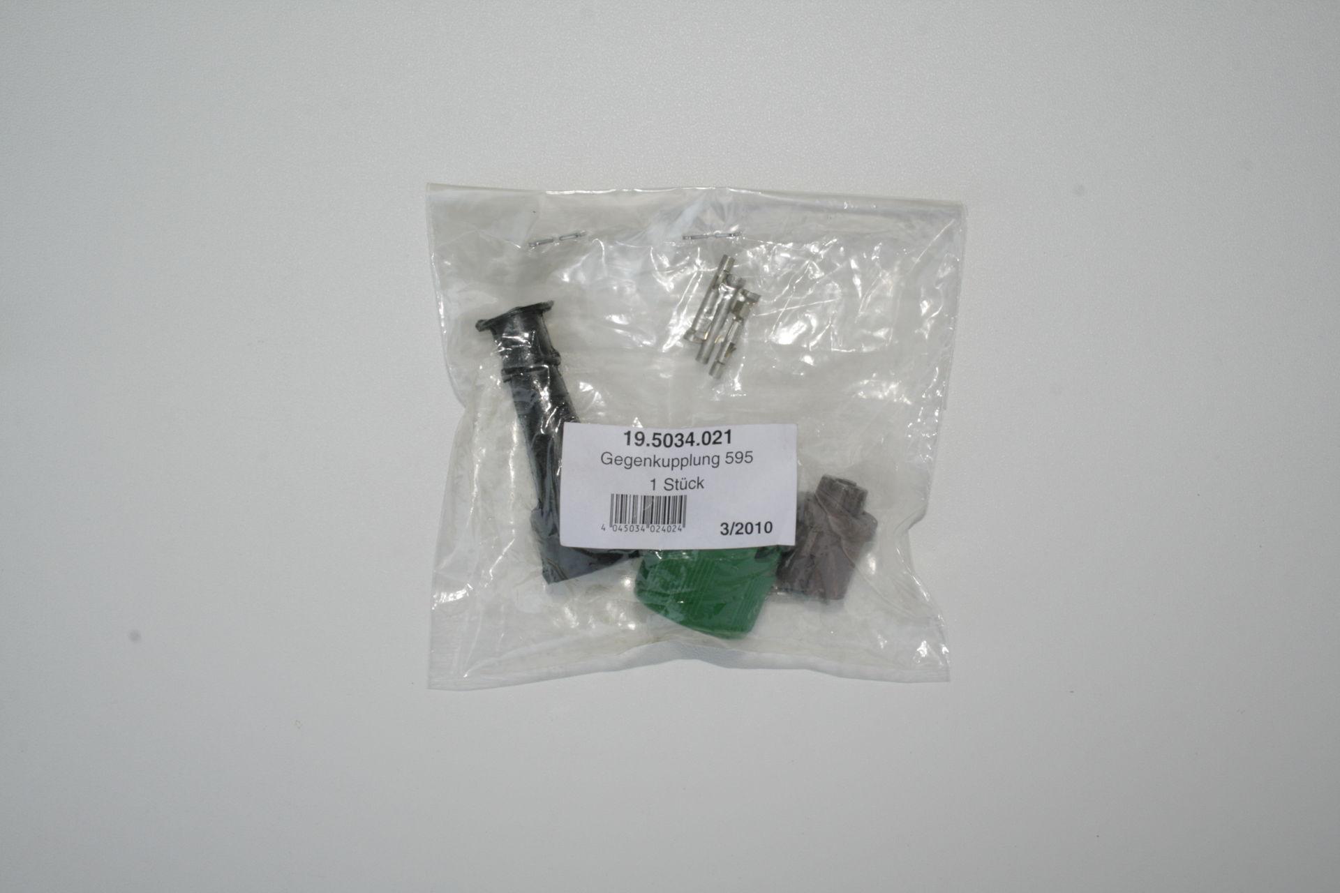 Bajonet Jokon zelený 1-otvorový