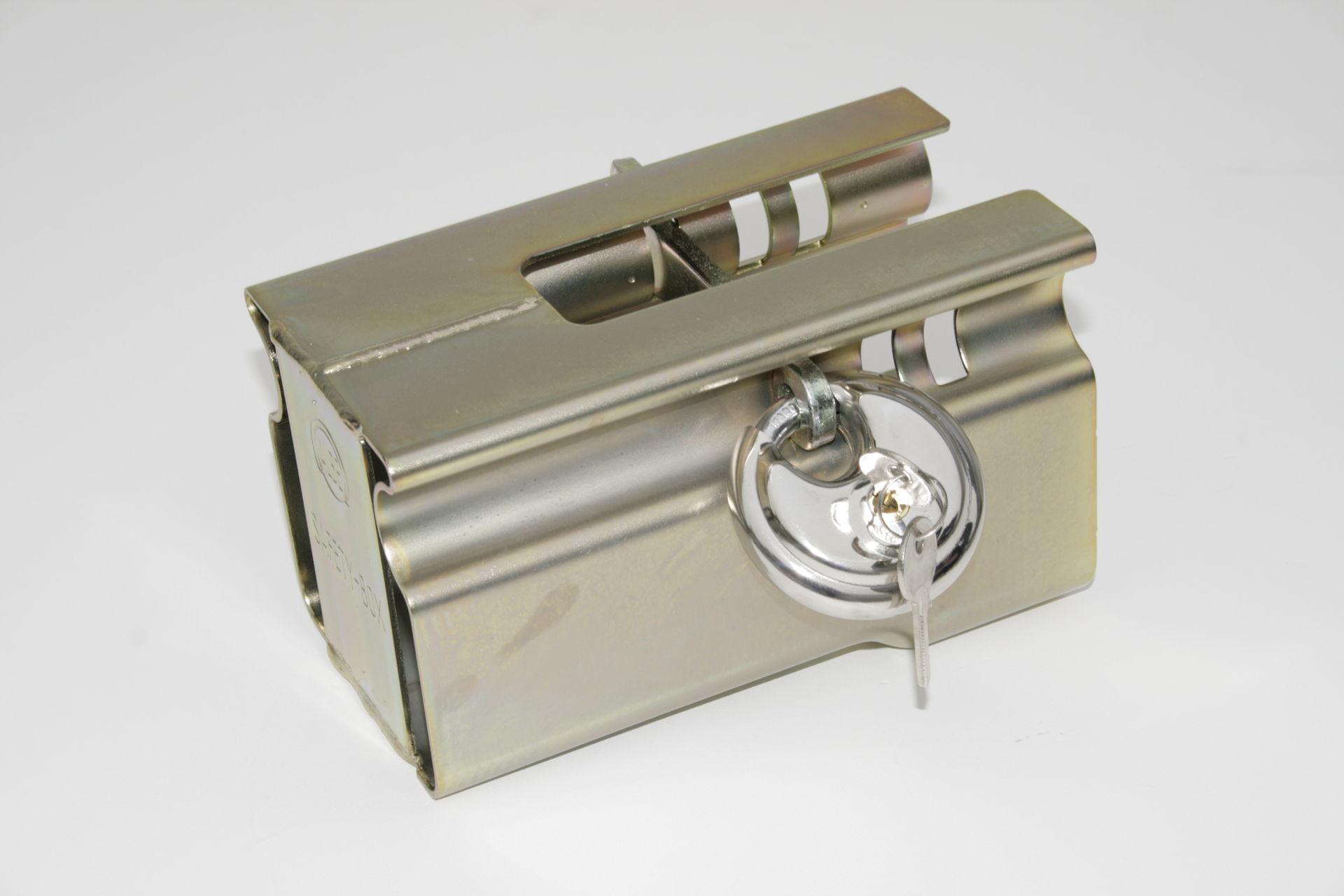 Zámek přípojného kloubu SAFETY-BOX-K