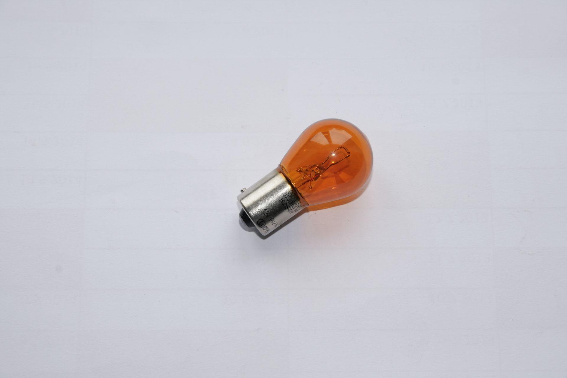 Žárovka 24VP21W oranžová