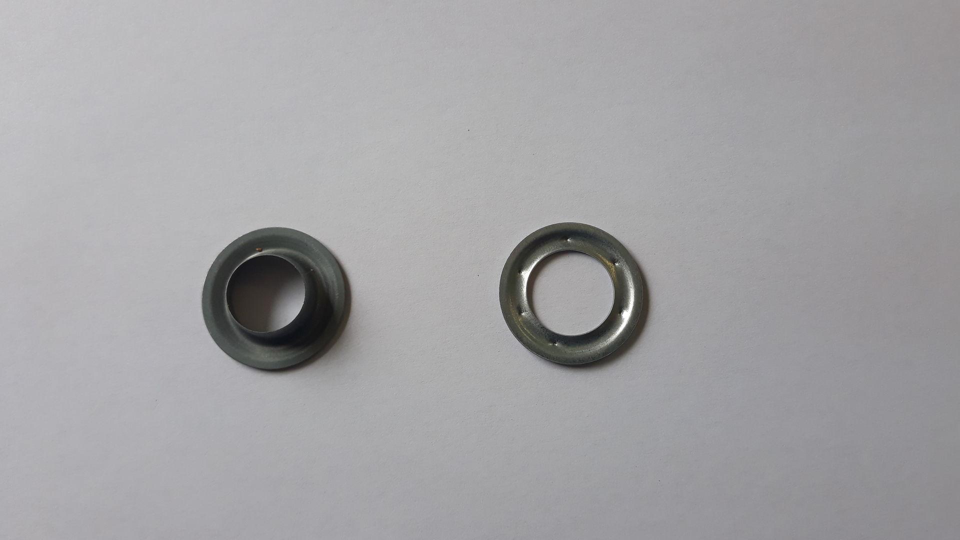 Kroužek plachtový pr.18 mm