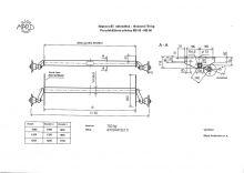 Náprava E5 MR00-06 překližka