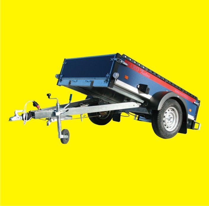 Practical sklopný 1000-1300 kg