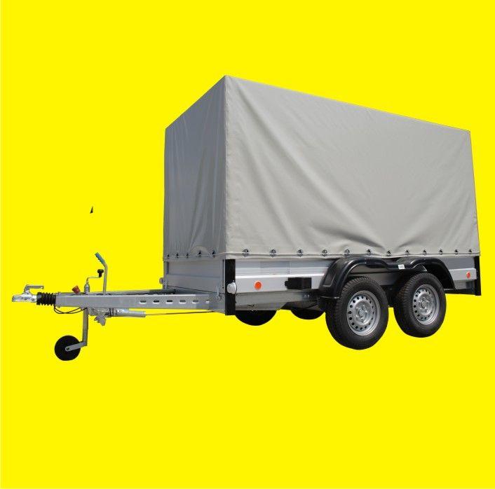 Celohliníkové valníky s plachtou 2000-2500 kg